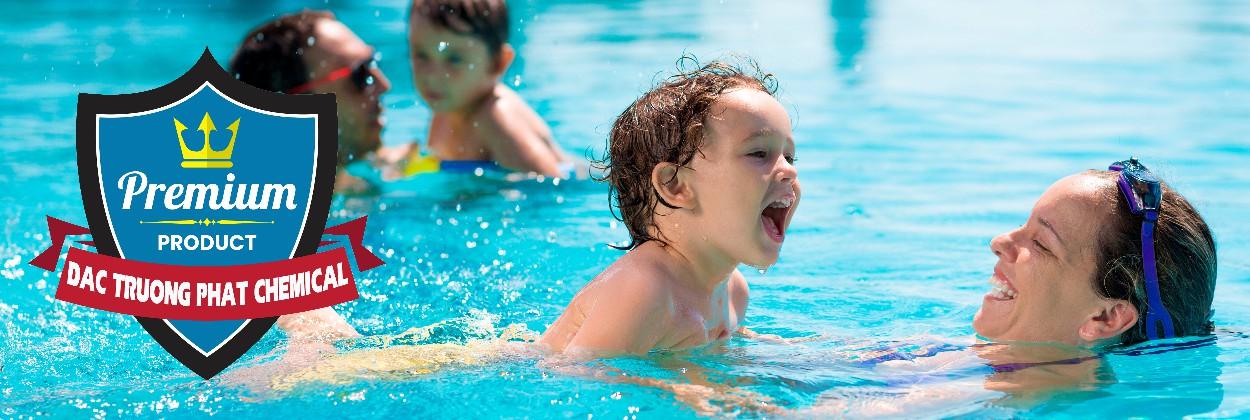 Công ty chuyên phân phối và bán hóa chất sử dụng trong khử trùng bể bơi | Đơn vị cung cấp và bán hóa chất tại TPHCM
