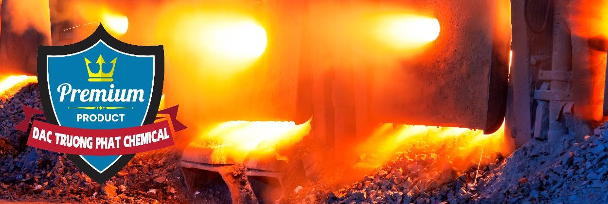 Công ty phân phối và bán hóa chất sử dụng cho luyện kim | Đơn vị chuyên cung cấp và bán hóa chất tại TPHCM